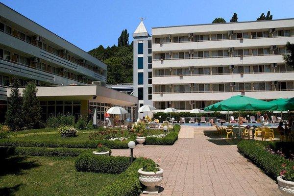 Отель Оазис - фото 50