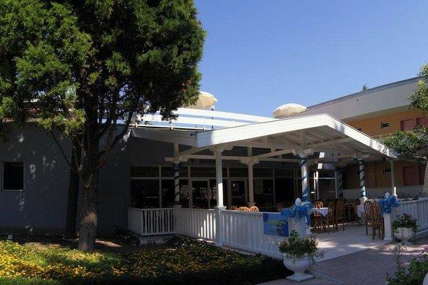 Отель Оазис - фото 16
