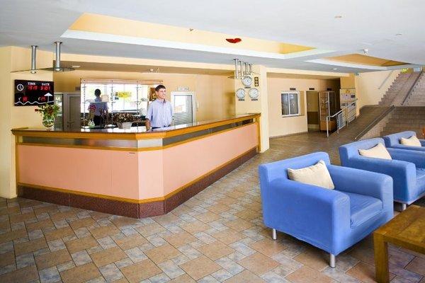Отель Оазис - фото 8