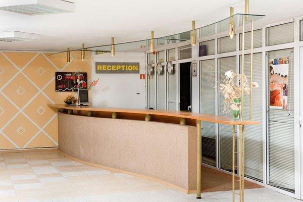 Отель Елица - фото 12