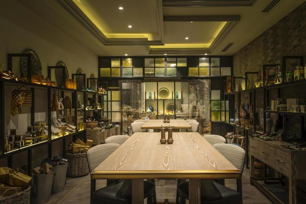 Sheraton Dubai Mall Of The Emirates Hotel - фото 10