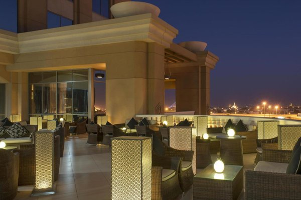 Sheraton Dubai Mall Of The Emirates Hotel - фото 17