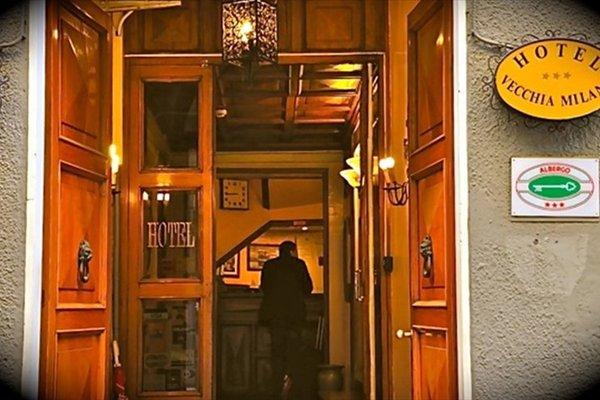 Hotel Vecchia Milano - фото 18