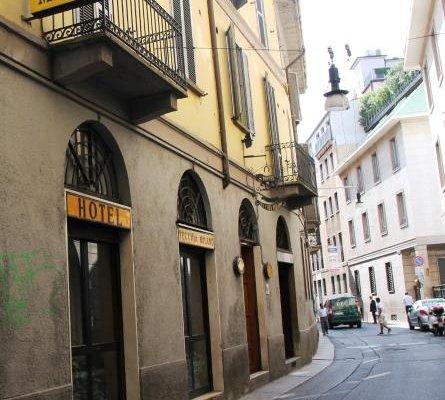Hotel Vecchia Milano - фото 23
