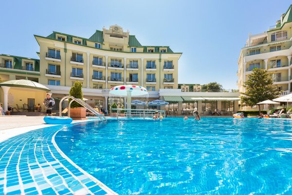 Romance Splendid and SPA Hotel - фото 21