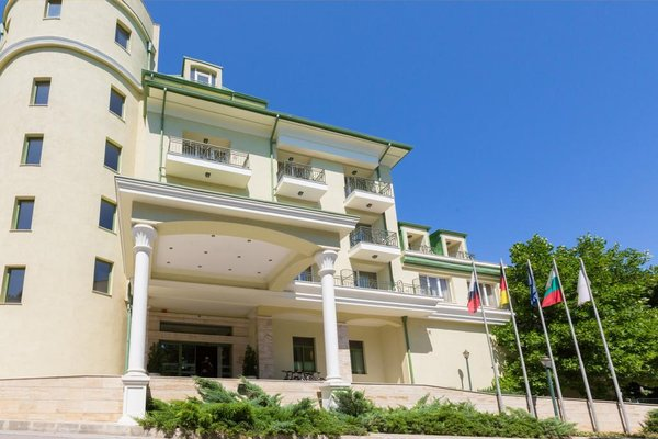 Romance Splendid and SPA Hotel - фото 23