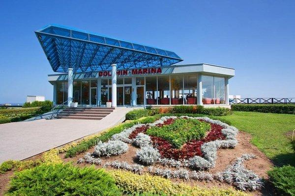 Dolphin Marina Hotel - Все включено - фото 50