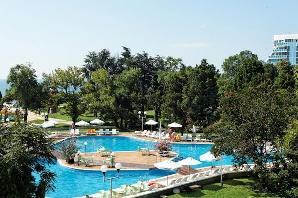Lebed Hotel All Inclusive - фото 50