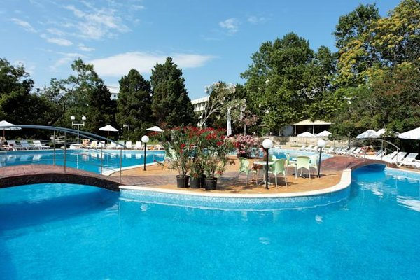 Lebed Hotel All Inclusive - фото 20