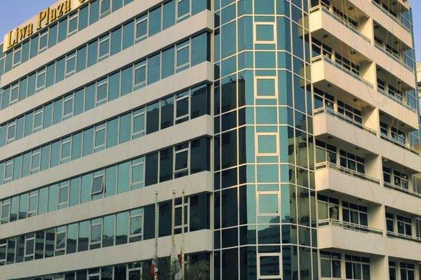Liwa Plaza Hotel Apartments - фото 23