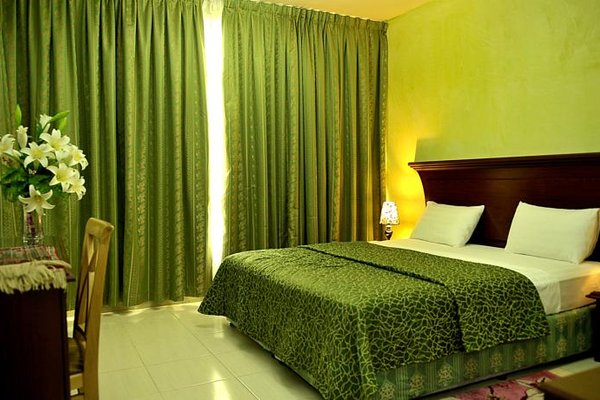 Liwa Plaza Hotel Apartments - фото 3