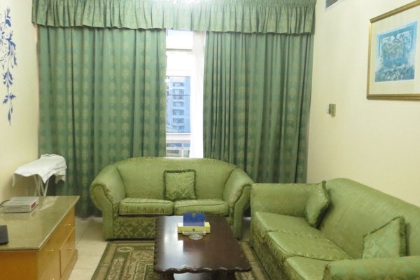 Liwa Plaza Hotel Apartments - фото 9
