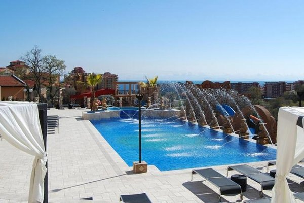 Royal Castle Design & Spa Hotel - фото 20