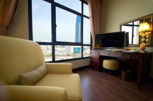 Mercure Grand Hotel Seef / All Suites - фото 4