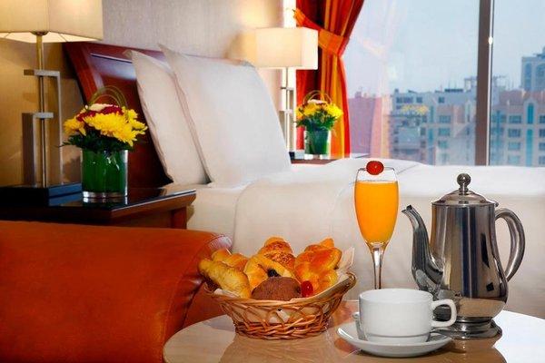 Al Safir Hotel & Tower - фото 7