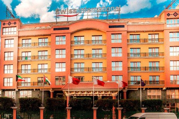 Swiss International Palace Hotel - фото 22