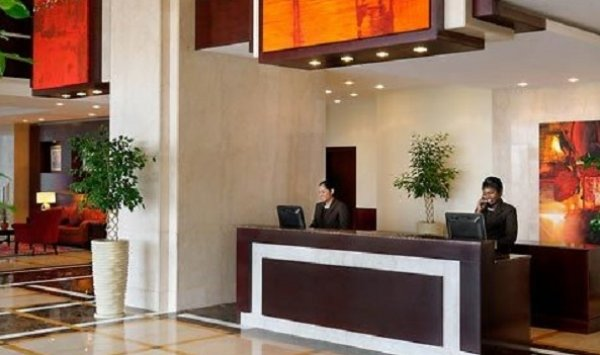 Marriott Executive Apartments Manama, Bahrain - фото 14