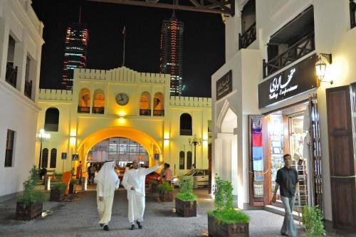 Marriott Executive Apartments Manama, Bahrain - фото 19