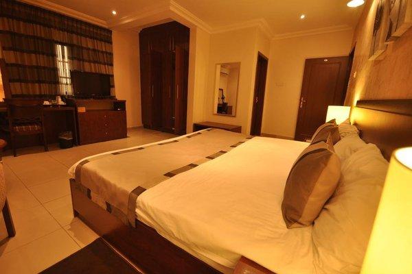 Гостиница «BEST WESTERN Homeville», Бенин-Сити