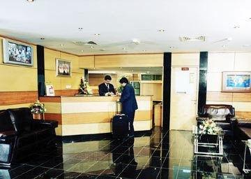 One Juffair Luxury Serviced Apartments - фото 11
