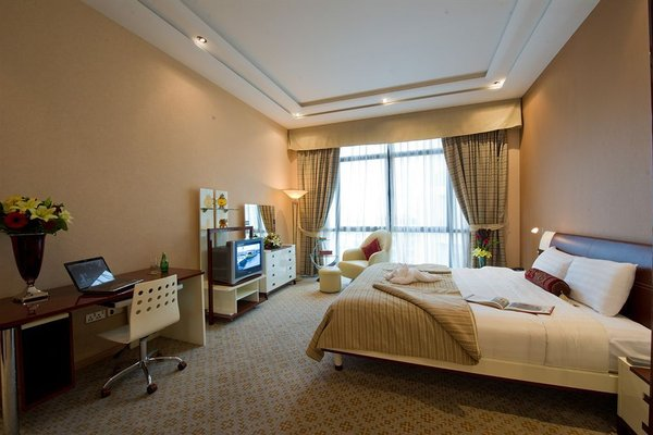 One Pavilion Luxury Serviced Apartments - фото 2