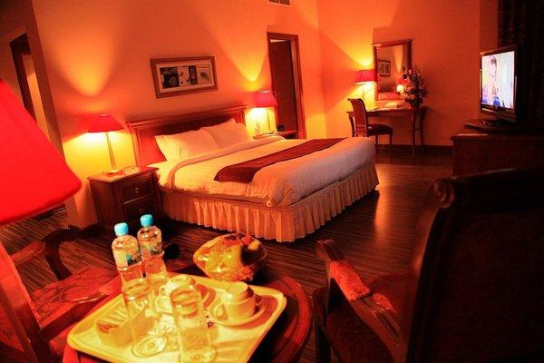 Mirador Hotel - фото 1