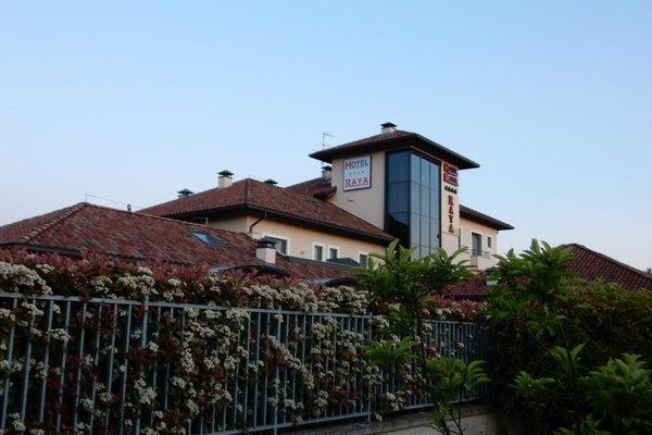 Hotel Motel Raya - фото 21