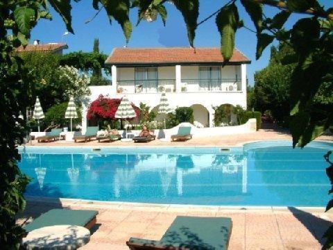 The Villa Club Hotel Kyrenia - фото 16