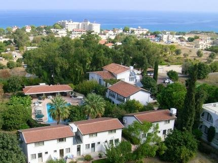 The Villa Club Hotel Kyrenia - фото 21