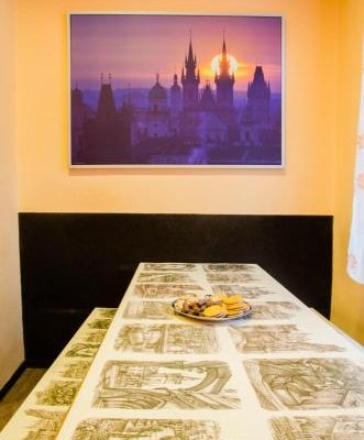 Prague Square Hostel - фото 0