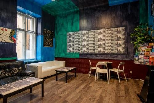 Prague Square Hostel - фото 15