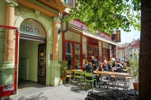 Prague Square Hostel - фото 19