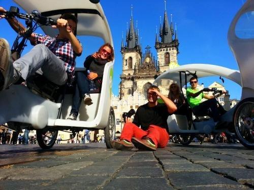 Prague Square Hostel - фото 20