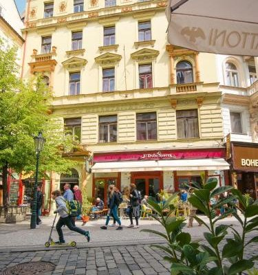 Prague Square Hostel - фото 23