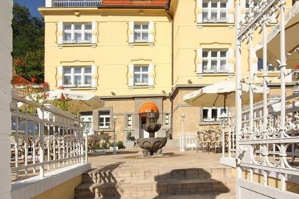 Hotel Villa Milada - фото 21