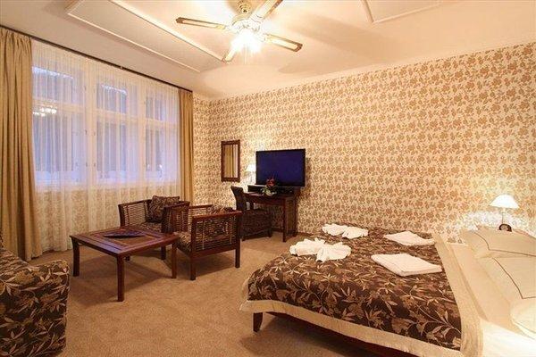 Hotel Villa Milada - фото 5