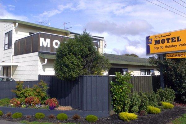 Richmond Motel & Holiday Park - фото 22
