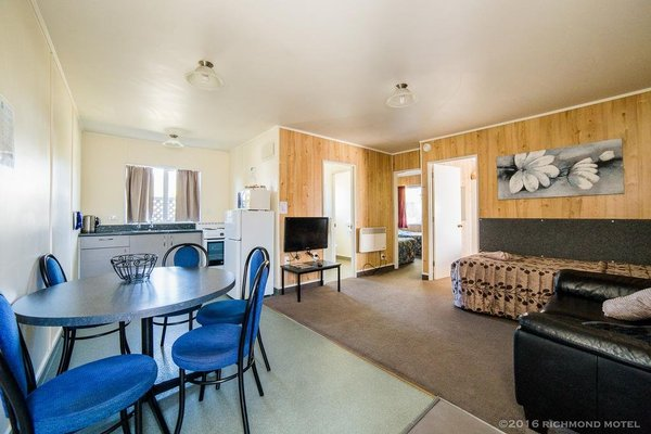 Richmond Motel & Holiday Park - фото 5