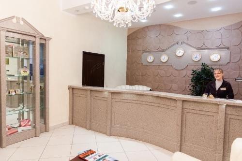 Отель Губернский - фото 20