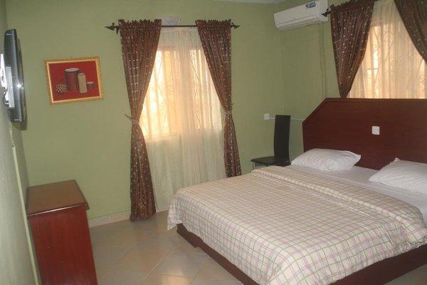 Oragon Hotel & Suites - фото 3