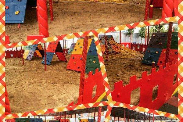 Отель Форум - фото 10