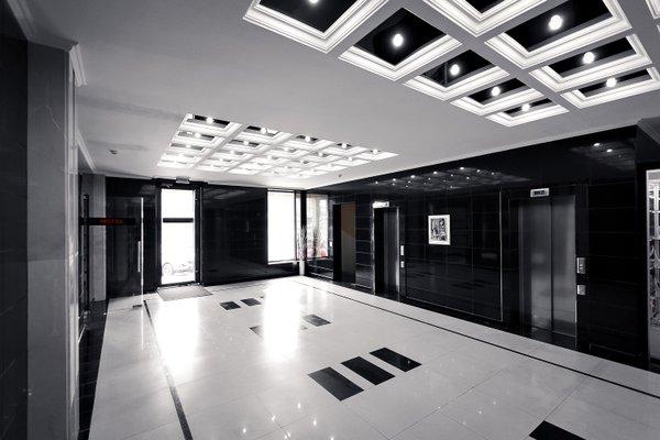 Отель Форум - фото 16