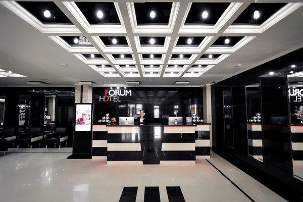 Отель Форум - фото 17