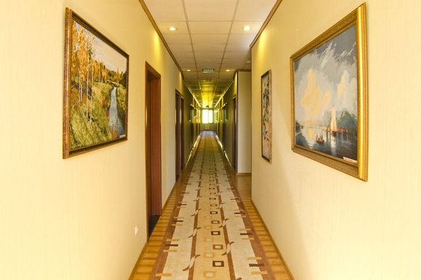 Отель Форум - фото 18
