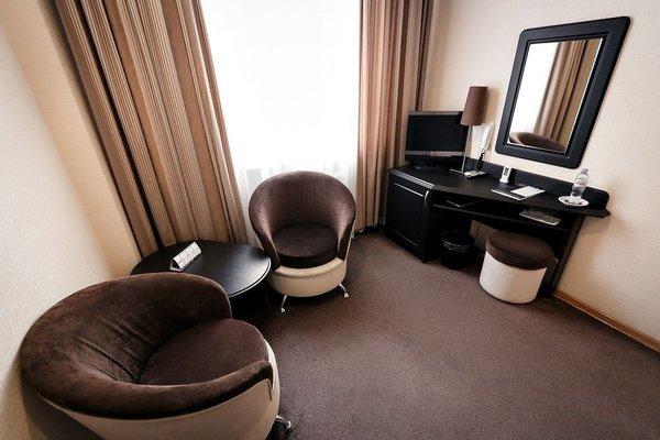 Отель Форум - фото 7