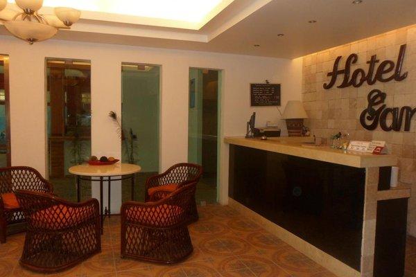 Hotel Gandhi - фото 9