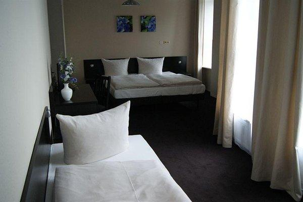 Гостиница «Saks», Берлин