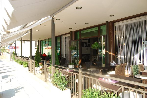 Central Plaza Hotel - фото 13