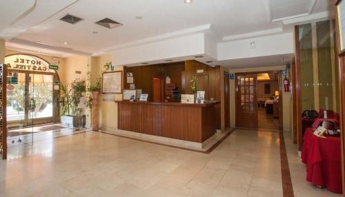 Hotel Castilla - фото 16