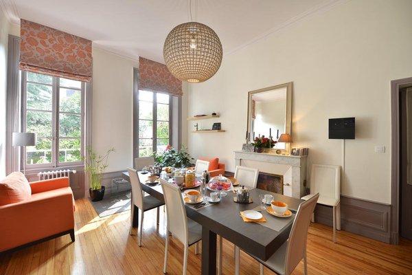 Chambres d'hotes Villa Pascaline - фото 15